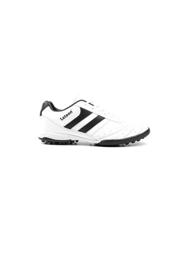 Letoon Halı Saha Ayakkabısı Beyaz